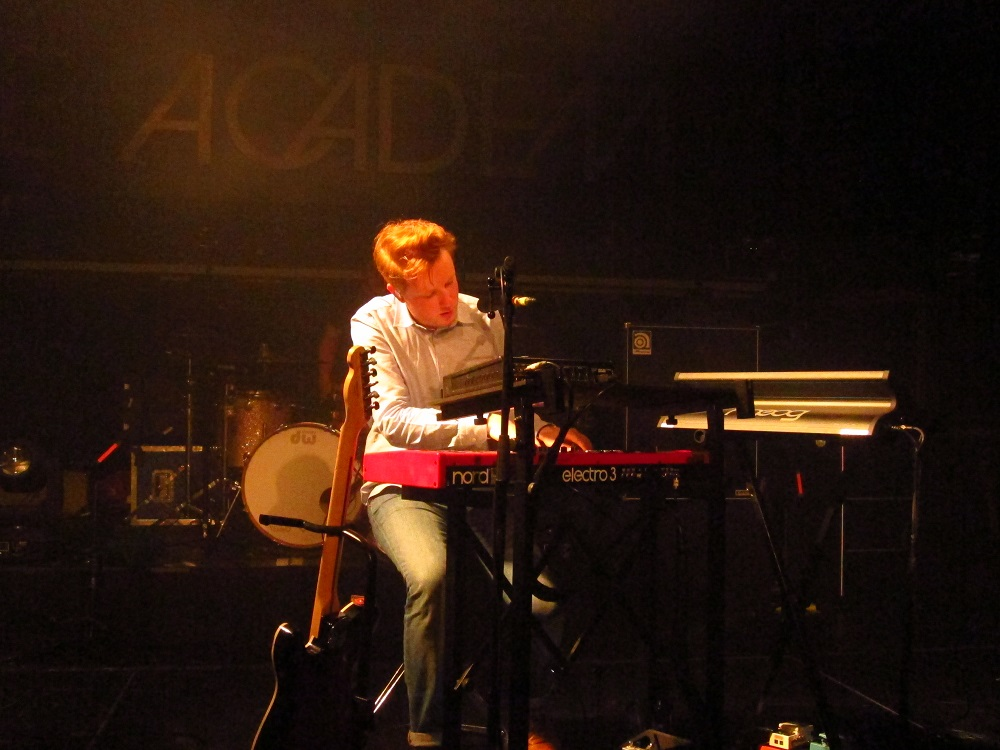 The Academy, Two Doors Cinema Club - Dublin